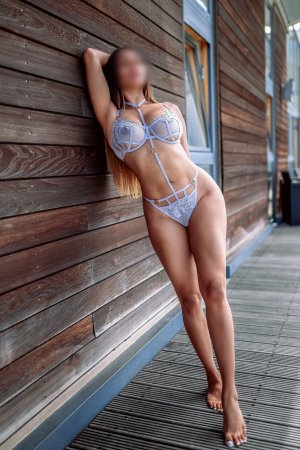 Azeline nuru massage in Lutz FL